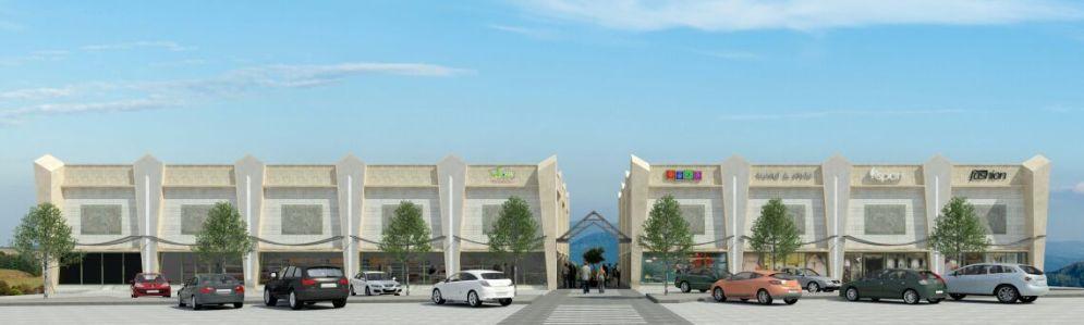 מרכז מסחרי שכונתי חריש 407