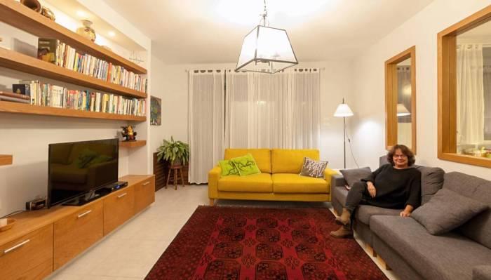 בתים מבפנים חריש | הדירה של נילי תלמי