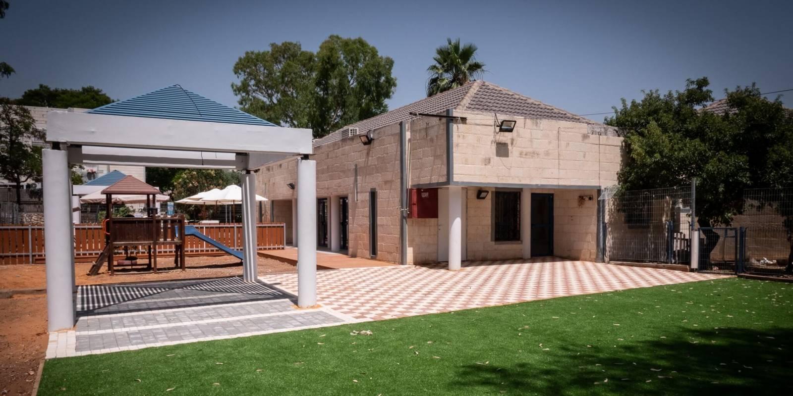 בית הקהילה החדש בחריש