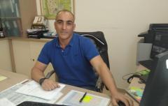 מורדי בן שמעון - מנהל אגף חירום ובטחון בחריש