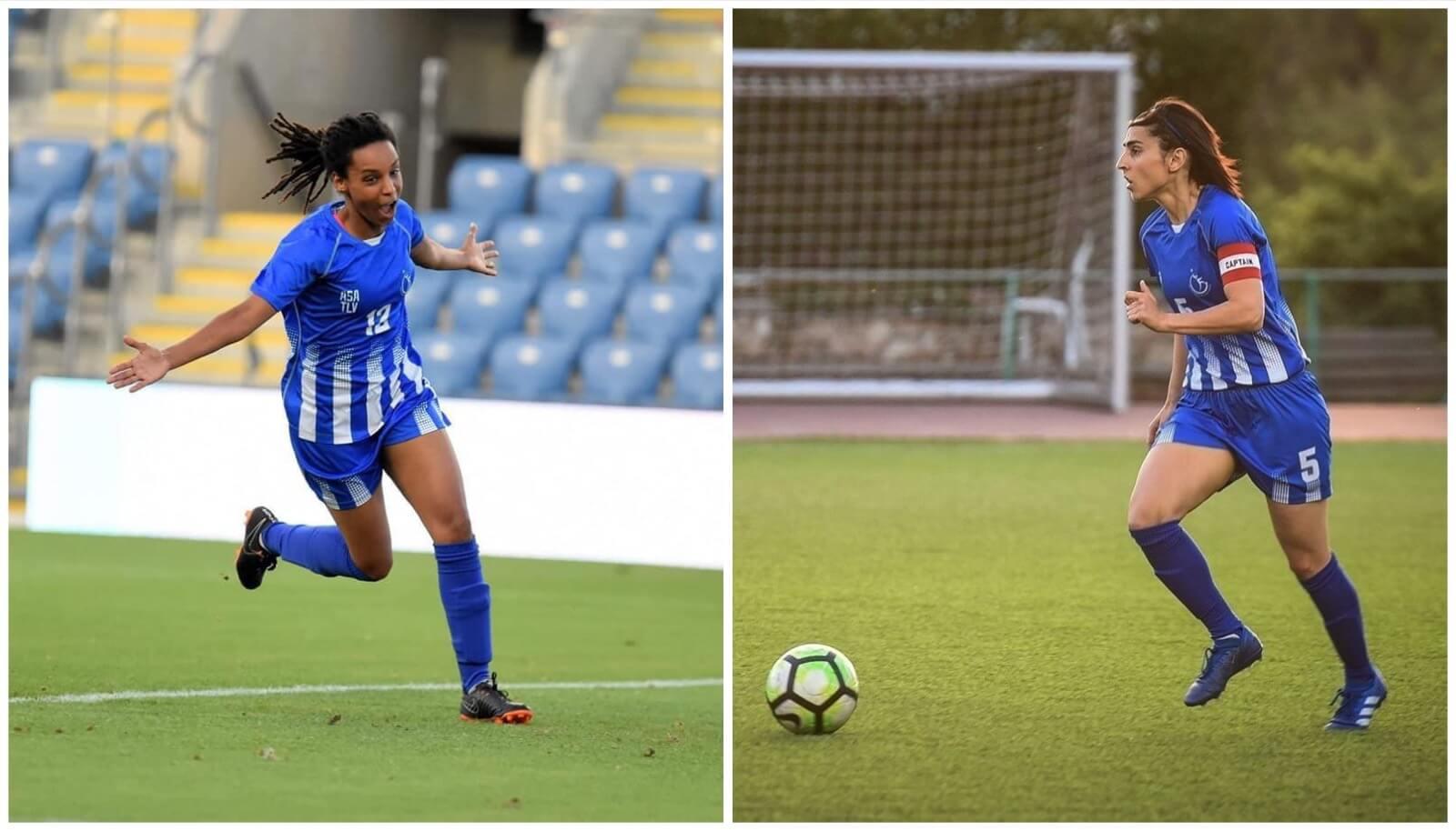 שי שדה מור אפריים כדורגל נשים כדורגל בנות