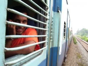 Train 'n' talk!