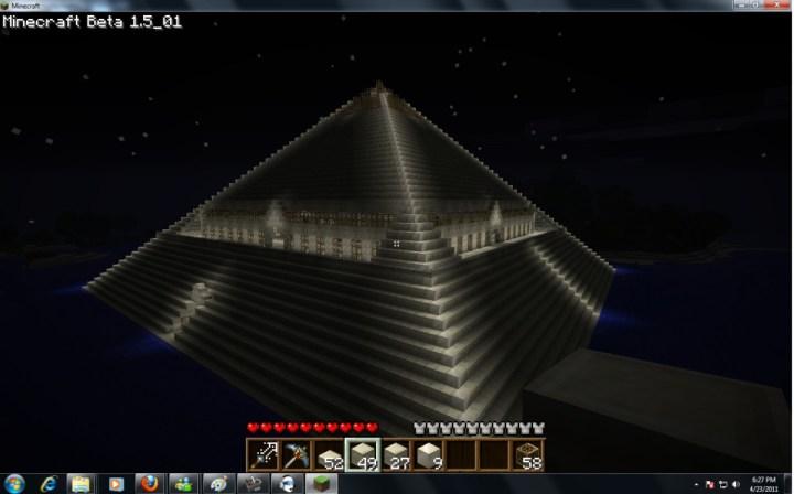Minecraft color