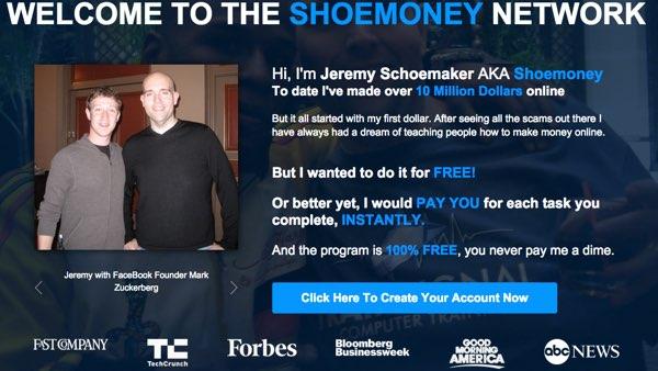 HFI's ShoeMoney Network review