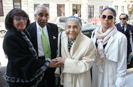 IMG_5555 5547  L-R  Alma and Congressman Charles Rangel with Mrs