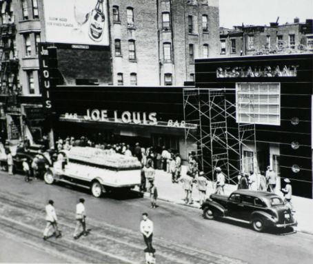 joe louis bar in harlem