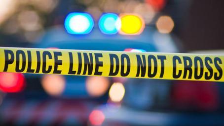 crime tape in harlem