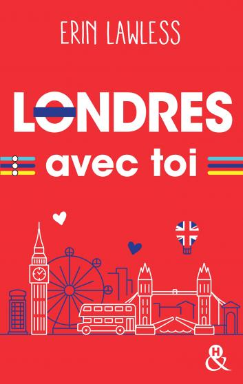 Londres avec toi Erin Lawless
