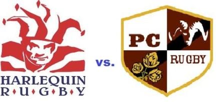 Quins vs Park City