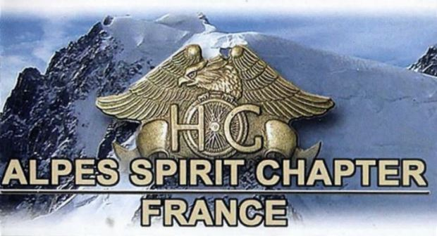 Visitez le site web du Alpes Spirit Chapter