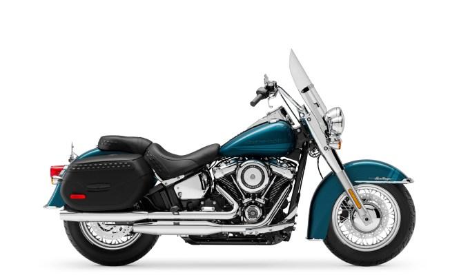 2020 Heritage Classic Motorcycle
