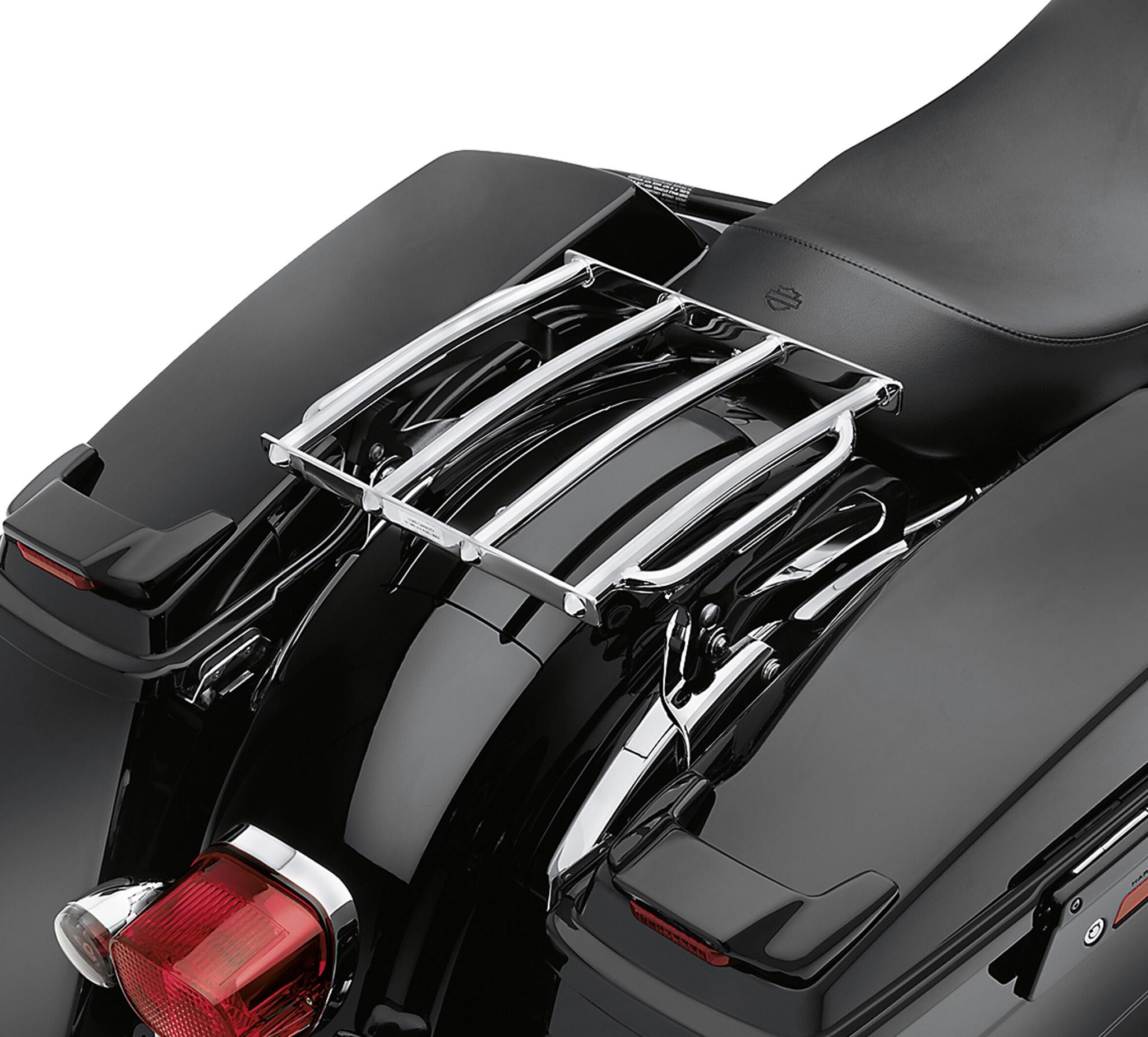 h d detachables solo luggage rack