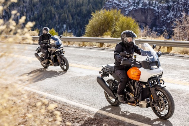 THE NEW PAN AMERICA 1250 AND PAN AMERICA 1250 SPECIAL