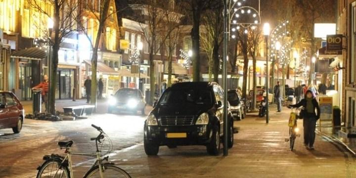 Ontbreken sfeerverlichting binnenstad gemiste kans