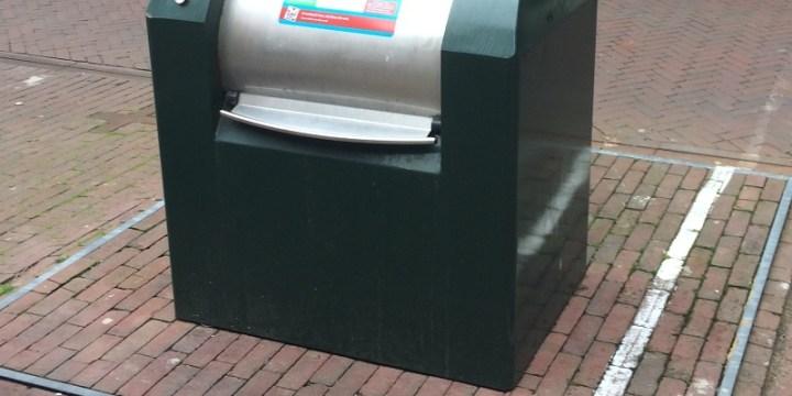 Wethouder nonchalant over mogelijke schending privacy afvalpashouders