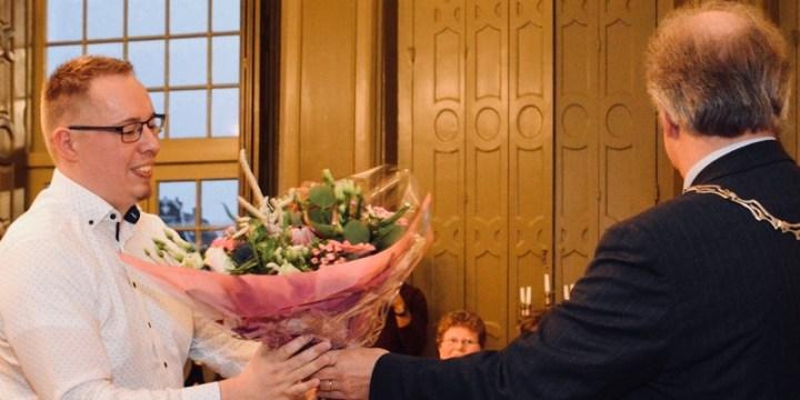Jan Jellema neemt na 12 afscheid van Harlinger gemeenteraad