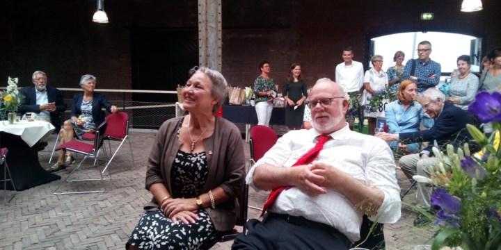 Gemeentelijke onderscheiding voor oud-wethouder Maria le Roy
