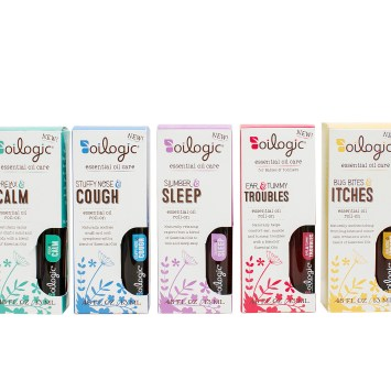 Essential Oils For Babies- Oilogic Roll-Ons