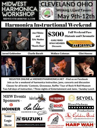 Harmonica Workshop USA