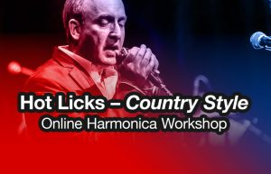 Harmonica Workshop on Country licks