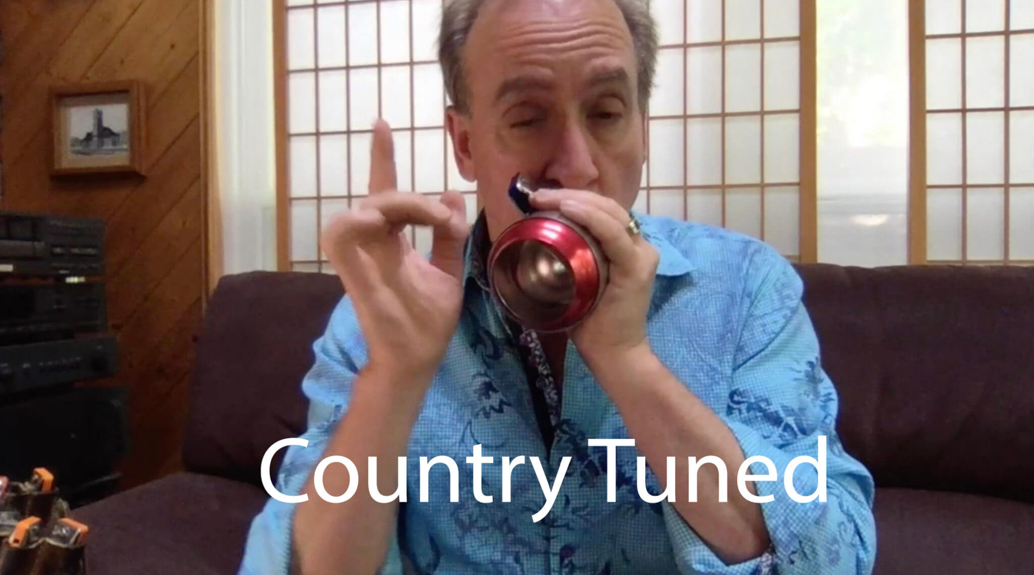 """Using """"Country"""" Tuned Harps for Melodic Solos"""
