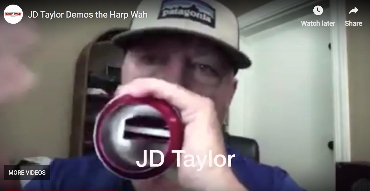 JD Taylor (Blues Improv.)
