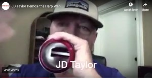JD Taylor Harp Gear