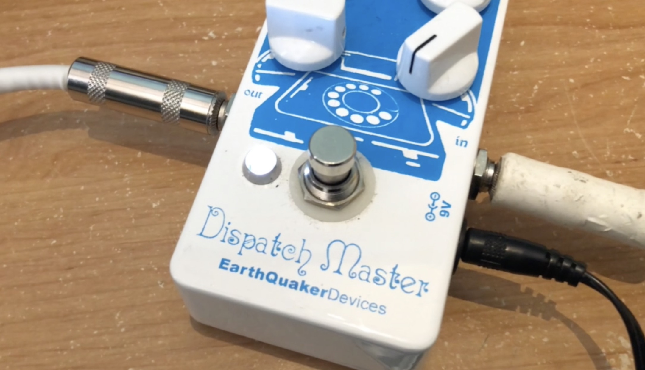 """Review: Reverb & Delay Pedal – """"Dispatch Master"""""""