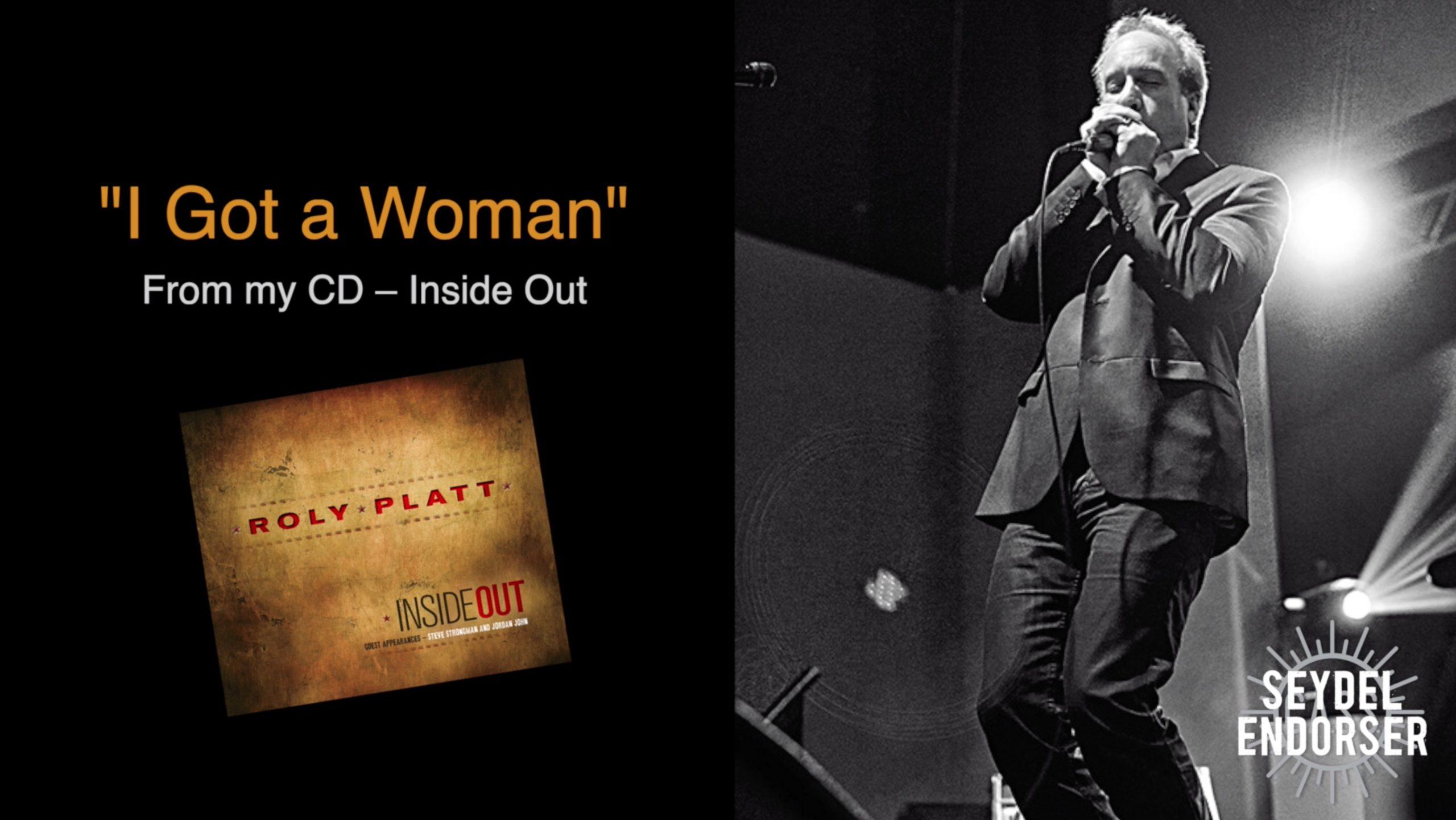 I Got a Woman (CD version)