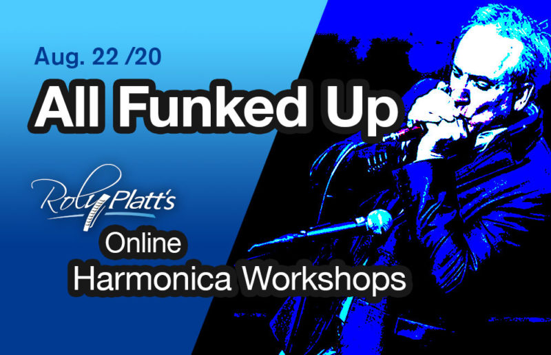 "Workshop Promo: ""All Funked Up"""