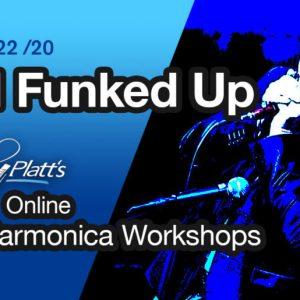 Harmonica Workshop on Funk licks