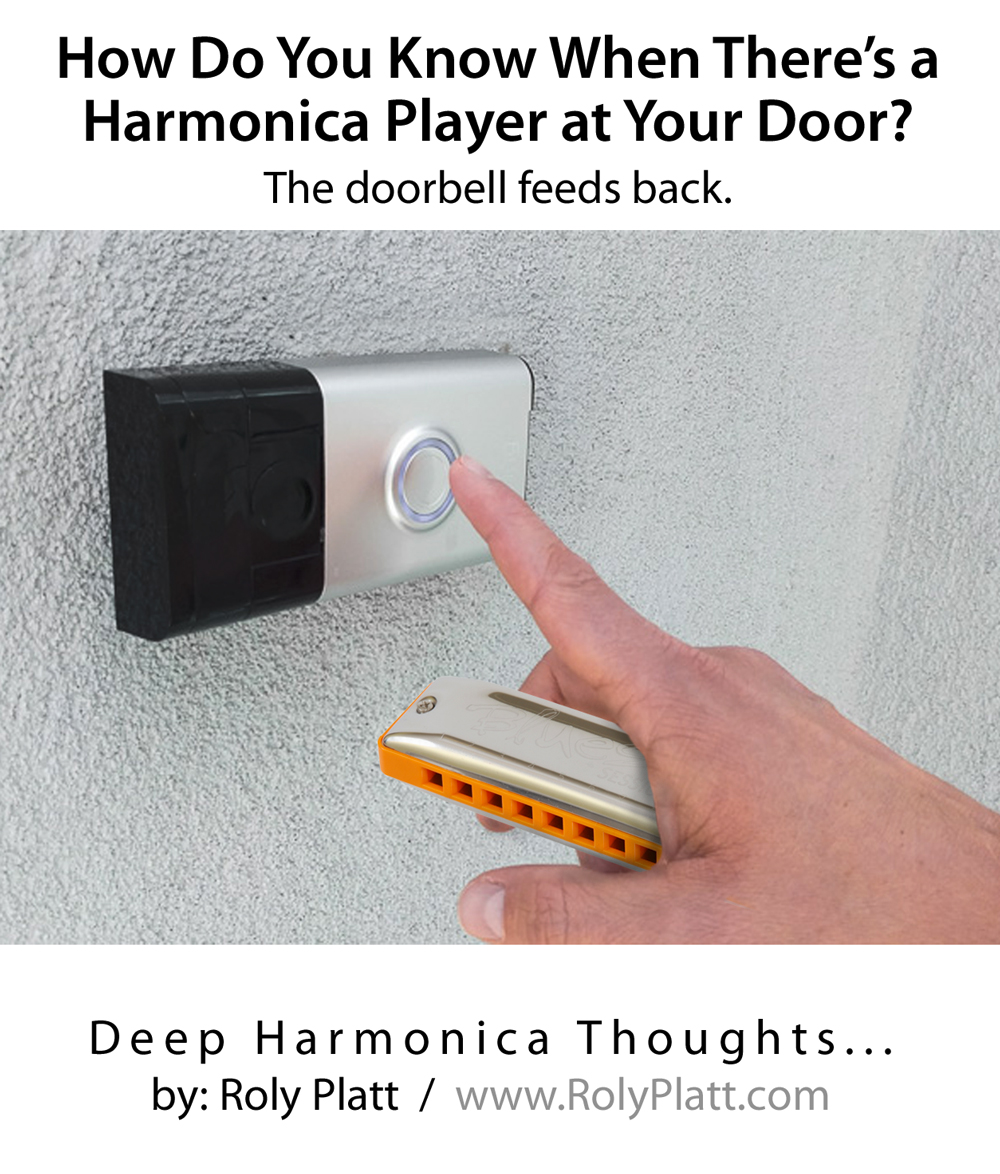 Harmonica – Feedback
