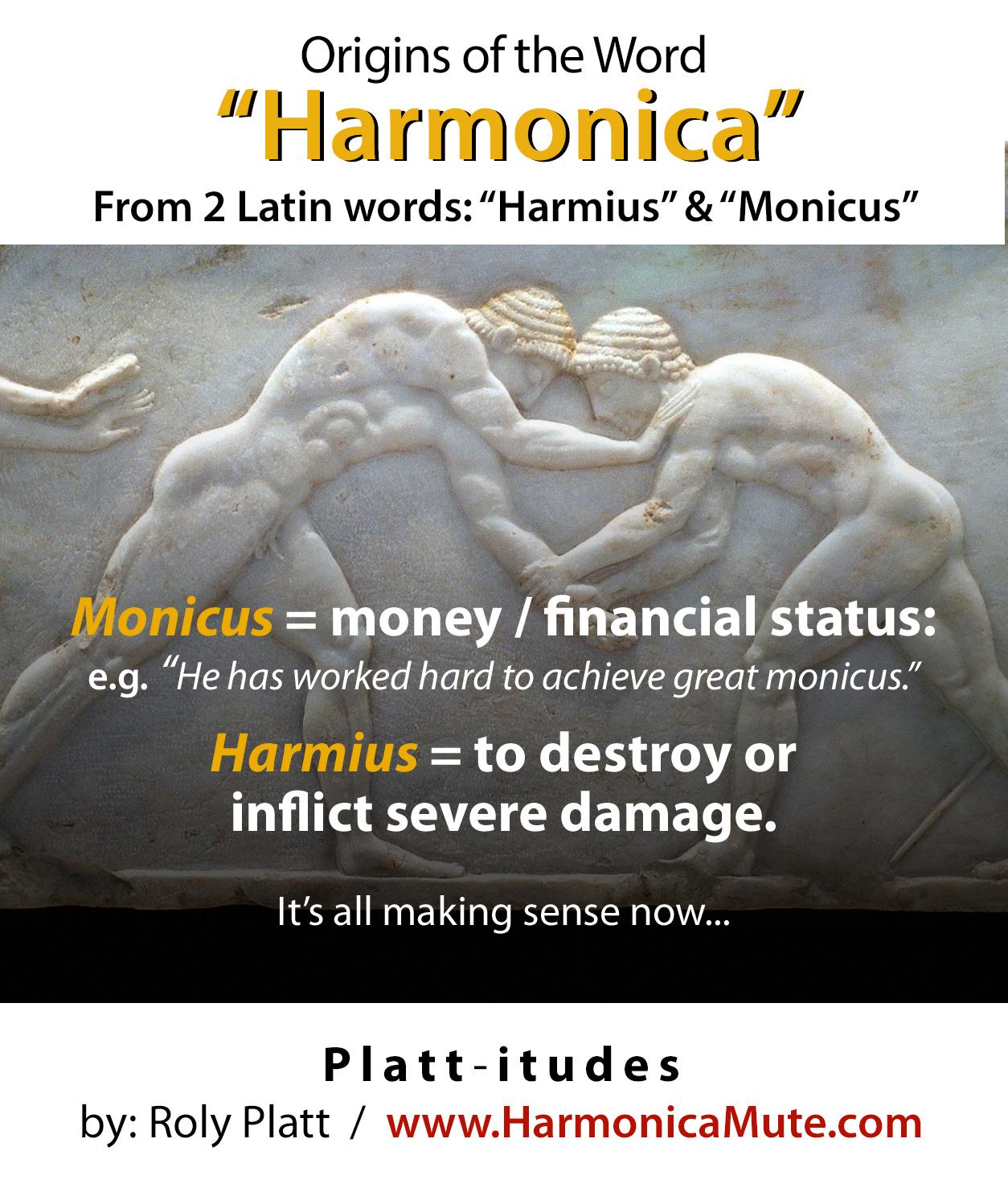 Harmonica – History