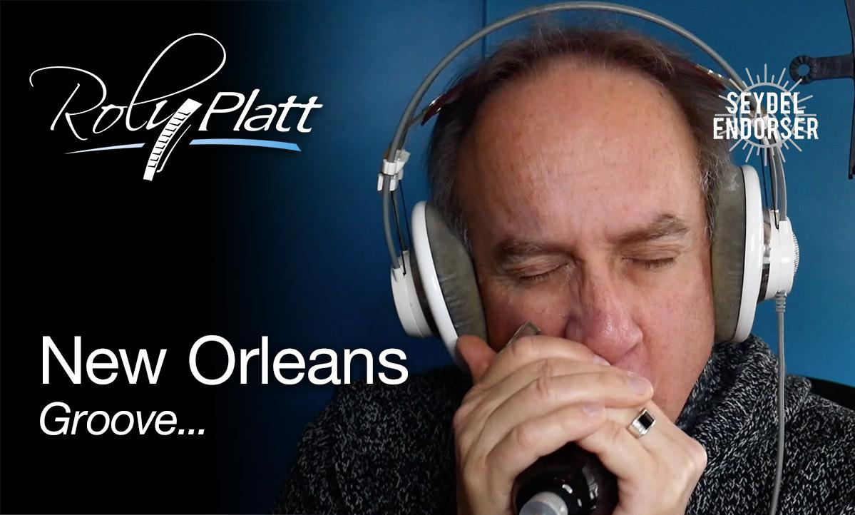 New Orleans Groove Harmonica