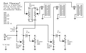 Rickenbacker Wiring Diagram  Somurich