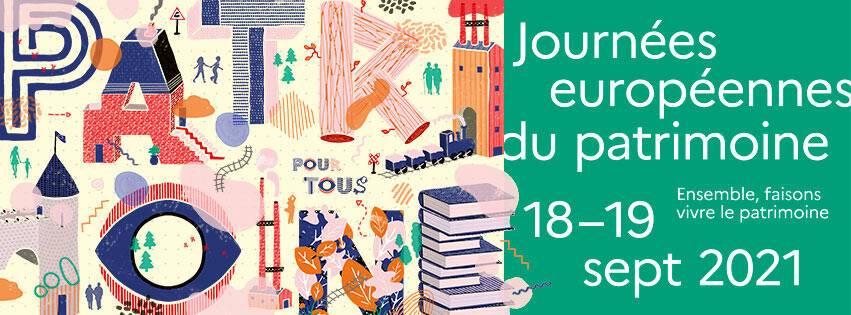 JOURNEES EUROPEENNES DU PATRIMOINE
