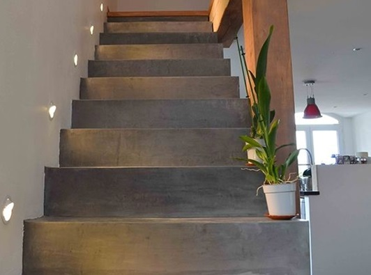 Relookez Votre Escalier Blog Harmony Beton