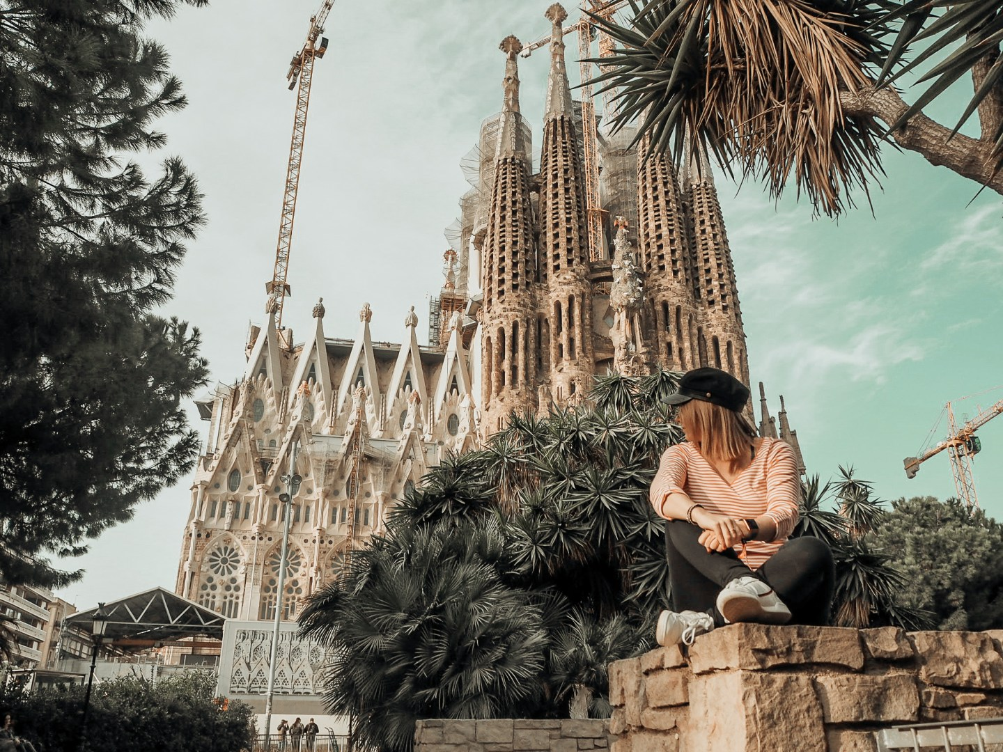 Barcelona Photo Diary - Day 3 Sagrada Familia