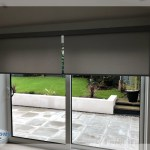 Remote Control Roller Blinds On Patio Doors