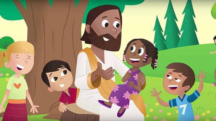 Toddlers-3 yr olds – Bible Adventures