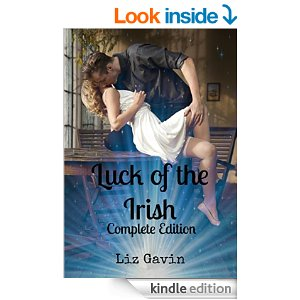 1Luck of the Irish Complete Edition by Liz Gavin