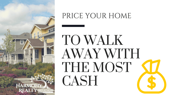 price your home for sale accurately