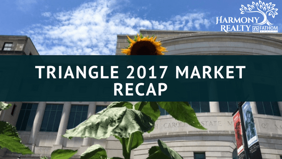raleigh cary durham chapel hill real estate market update