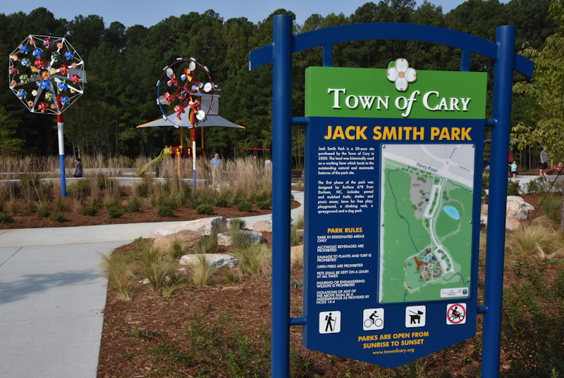 cary nc parks