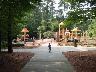 best parks cary