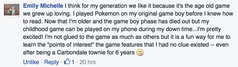 Pokemon Go - Emily Michelle - Harness Digital Marketing
