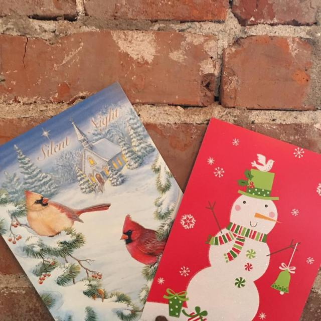 Christmas cards are starting to roll in at HDM! Dohellip