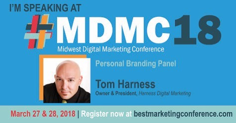 Looking through the Midwest Digital Marketing Conference panels this morninghellip