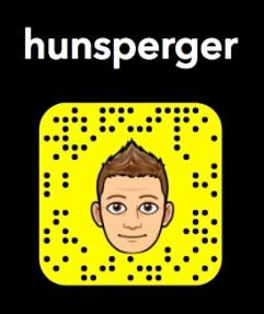 Snapchat Code Kevin Hunsperger